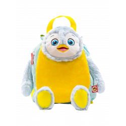 "Penguin Backpack 11.5""x..."