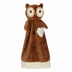 Owl Blankie (Okie Owl)...
