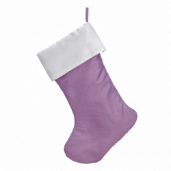 "Easter Stocking 17"", Lilac..."