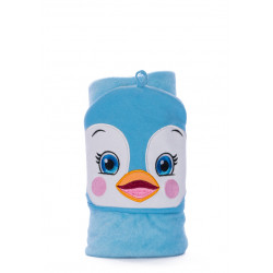 Penguin Hooded Towel 42.5""