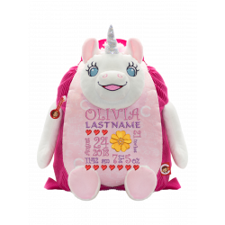 "Unicorn Backpack 11.5""x..."