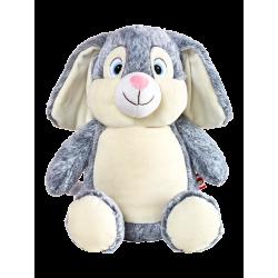 Bunny, Grey
