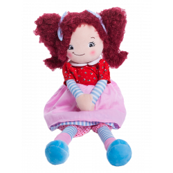 Raspberry Rag Doll 22""
